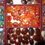 Number of agate stones