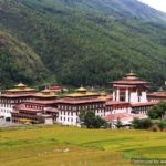 Tashichhodzong -ShinZo Picture-Thrinlay Dorji-Optimized