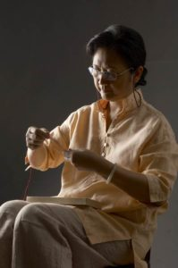 Chen Hui-mei and her effort to preserve the vanishing ancient Chan-hua Crafts