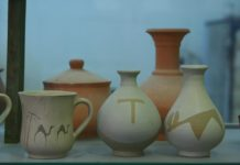 Nabataea's pottery style, photo: Adeeb Atwan