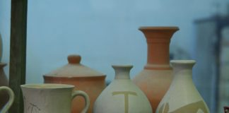 Nabataea's pottery style, photo: Adeeb Atwan