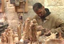 Olive Wood Craftsman