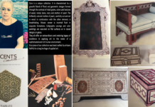 Picture 1: Carpenter shop Picture 2: Wood sandingPicture 3: Veneering; Picture 4: Painting; Picture 5: UpholsteryPicture 6: Productions of the Atelier of Dr. Dalal Makki