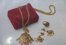 Phetchaburi goldwork