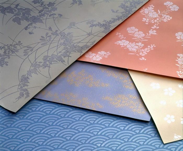 Edo Karakami Paper Work The Encyclopedia Of Crafts In Wcc Asia