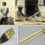 Samoan tattooing tools images from the Pitt Rivers Museum